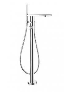 Смеситель для ванны напольный Cezares Cascado-VDP-01