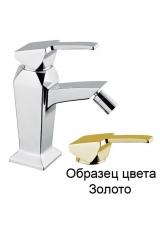 Смеситель для биде Cezares Legend-BSM2-03/24 золото