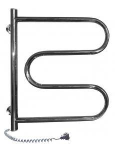 Полотенцесушитель электрический Navin Змеевик поворотный 600x500
