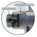 Радиатор биметаллический Rifar Base 200 1 секция