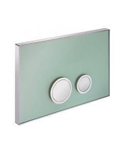 Смывная клавиша для унитаза Schell Ambition Eco 03 287 00 99 панель стекло