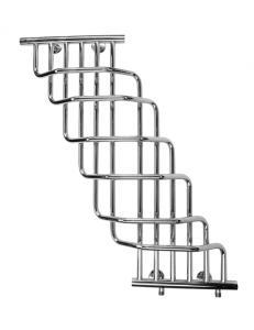Водяной полотенцесушитель Terminus Ниагара 930x850
